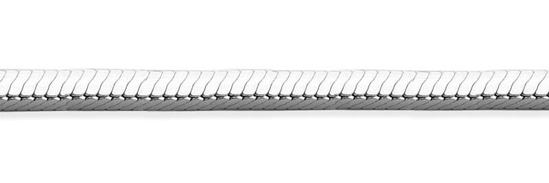 Srebrny ³añcuszek LDX0142 - 1