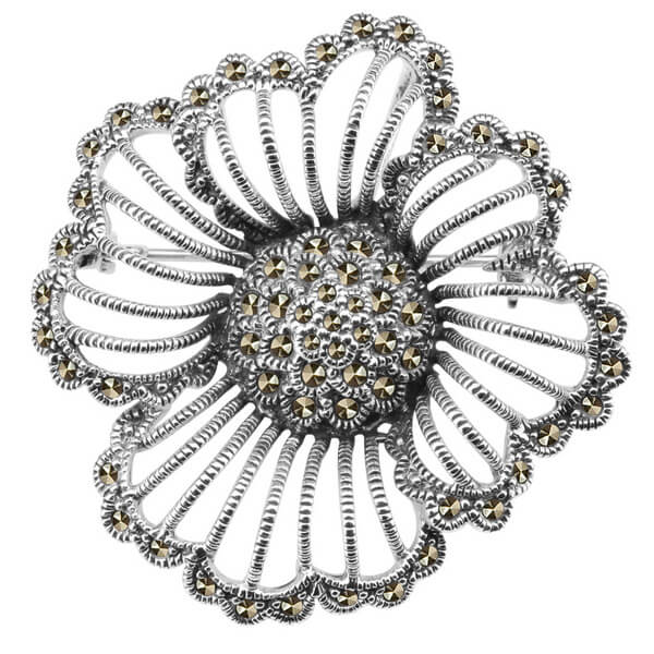 Srebrna broszka RDM2856 - 1