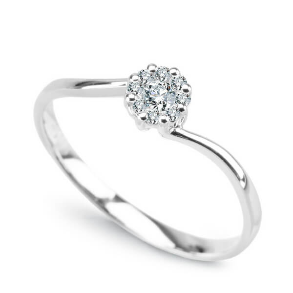 Engagement rings PBD3471 - 1