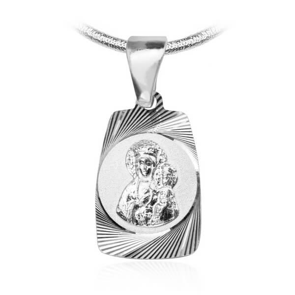Srebrne krzy¿yki i medaliki WSX3629 - 1