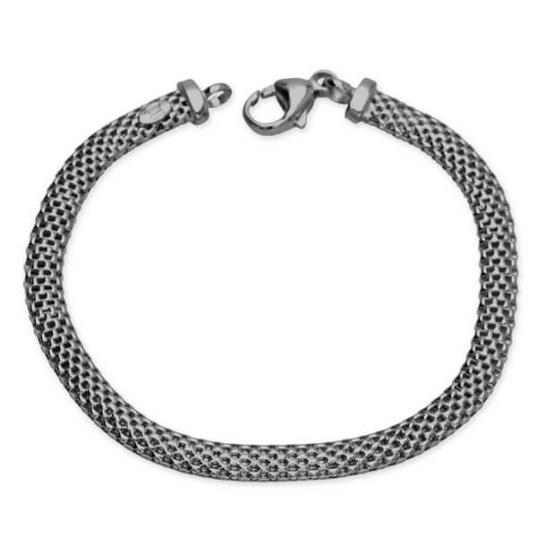 Srebrna bransoletka BDX3700 - 1