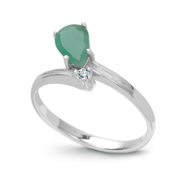 Støíbrné prsteny PDS3713 - 1