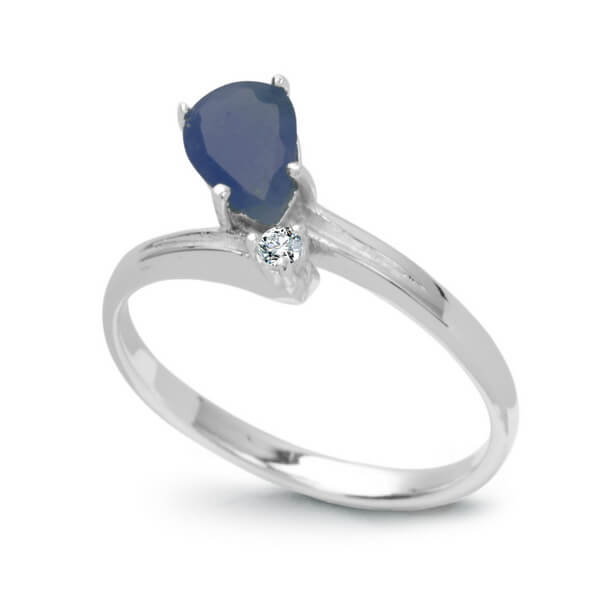 Støíbrné prsteny PDS3713S - 1