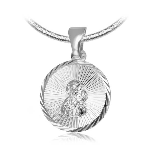 Srebrne krzy¿yki i medaliki WSX3772 - 1
