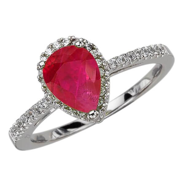 Zásnubní prsteny - Prsteny s diamantem PBD3862 - 1