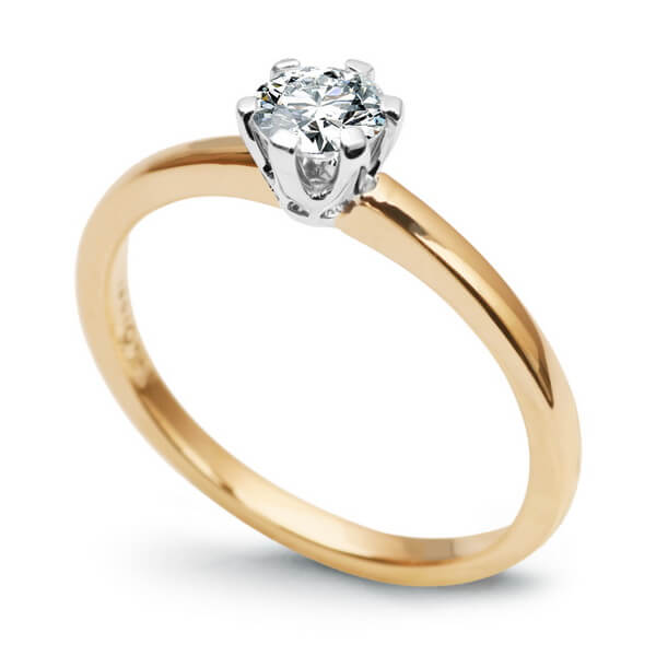 Investment Jewelry Rings PXD4410 - 1