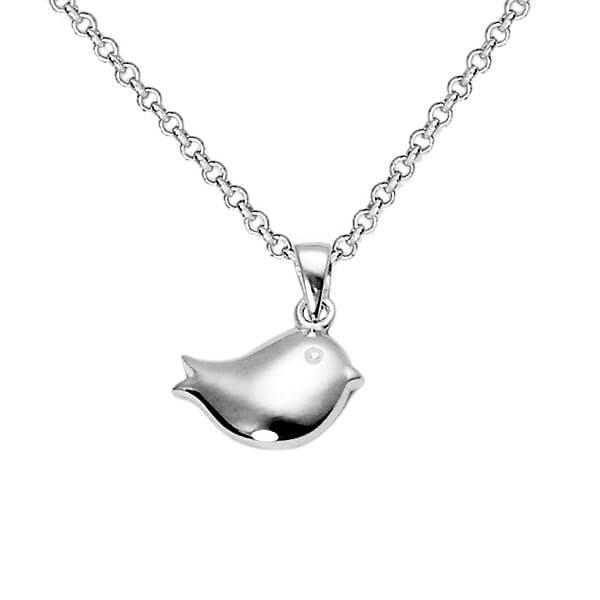 Srebrny wisiorek SSS4805 - 1
