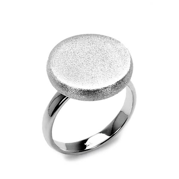 Srebrny pier¶cionek SSS4809 - 1