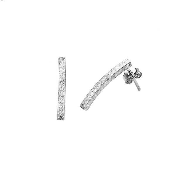 Srebrne kolczyki SSS5125 - 1