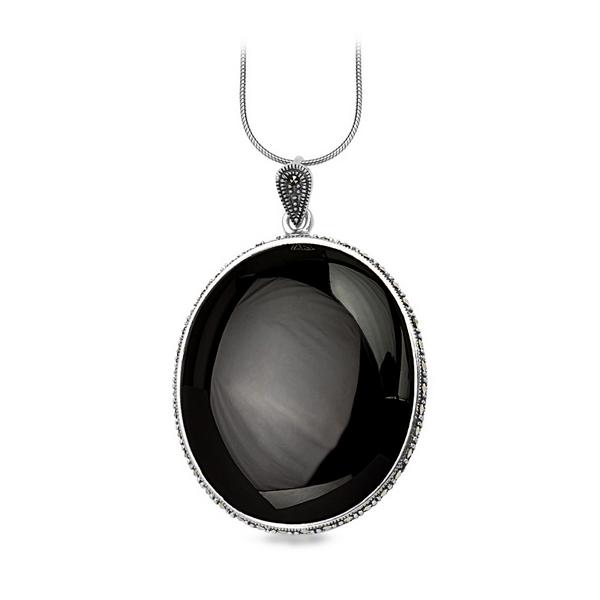 Srebrny wisiorek WDO5812 - 1
