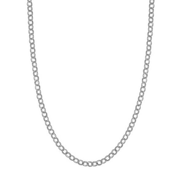 Srebrny ³añcuszek LDX5956 - 1