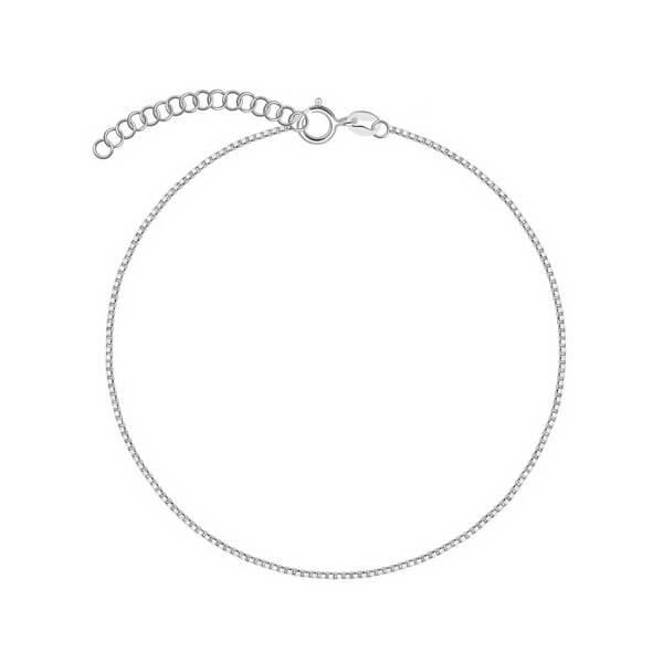 Srebrny ³añcuszek LBX6021 - 1